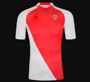 maglia AS Monaco in edizione speciale 2020 | Nuove maglie calcio ...