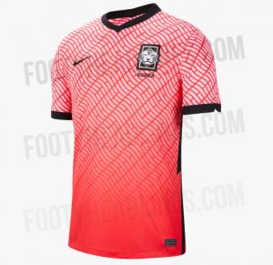 nuove maglie calcio Corea del Sud home 2020-2021 | Nuove maglie ...