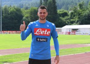 Nuove magliette Napoli Orestis Karnezis 2020-2021 | Nuove maglie ...