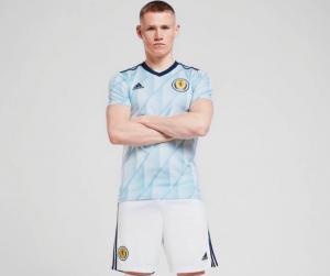 nuova maglia da calcio Scozia away 2020-2021 | Nuove maglie calcio ...