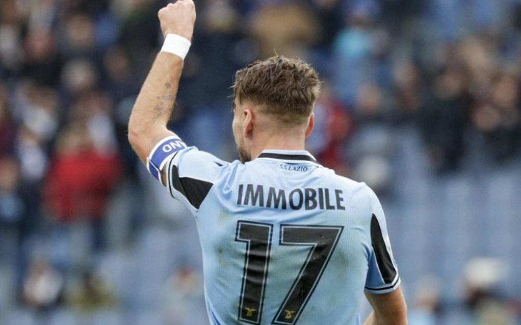 Ciro Immobile maglietta calcio Lazio 2020-2021   Nuove maglie ...