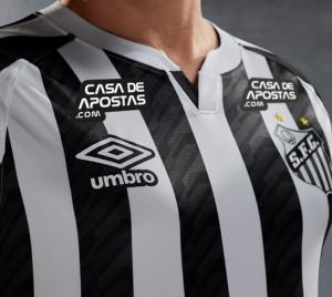 divise calcio online Santos FC away 2020-2021 | Nuove maglie ...
