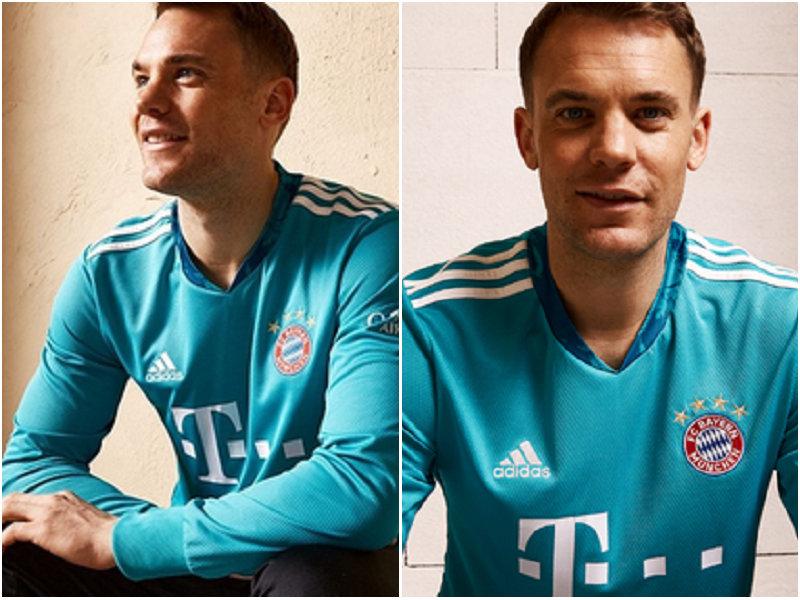 maglie calcio Bayern Monaco portiere 2020-2021 | Nuove maglie ...